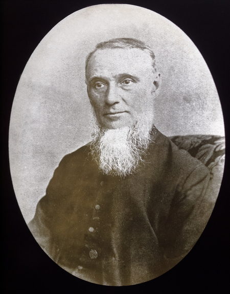 Rev. Canon Chas James Thompson from Society Archives