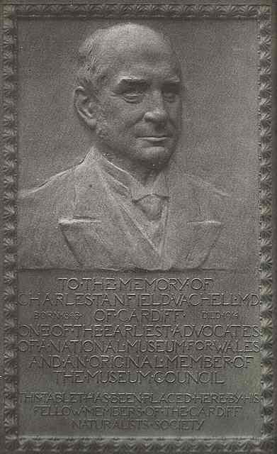 Charles Tanfield Vatchell tablet