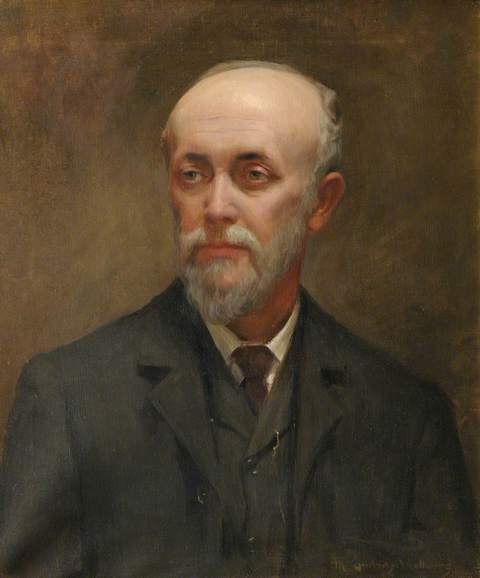 Portrait by Margaret Lindsay Williams (1888�60) by kind permission of the Master and Fellows of Sidney Sussex College, Cambridge