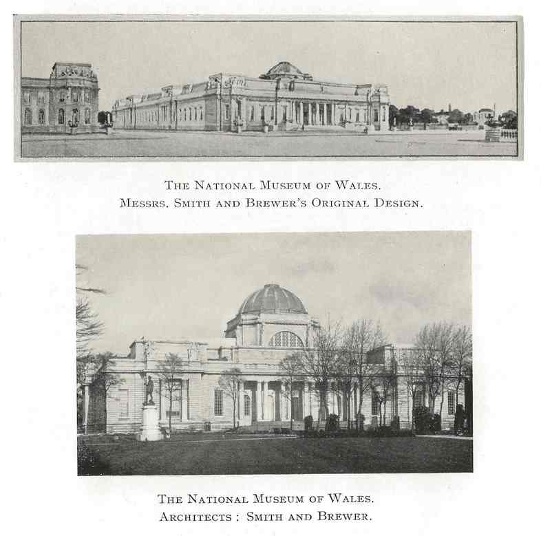 National Museum Smith and Brewer design. Volume LXV of the Transactions