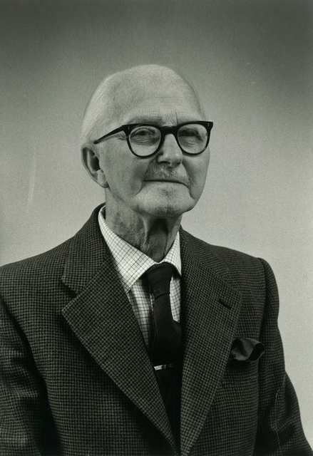 as Dr Harold Augustus Hyde (1892-1973) (reproduced by permission of Amgueddfa Cymru National Museum Wales)