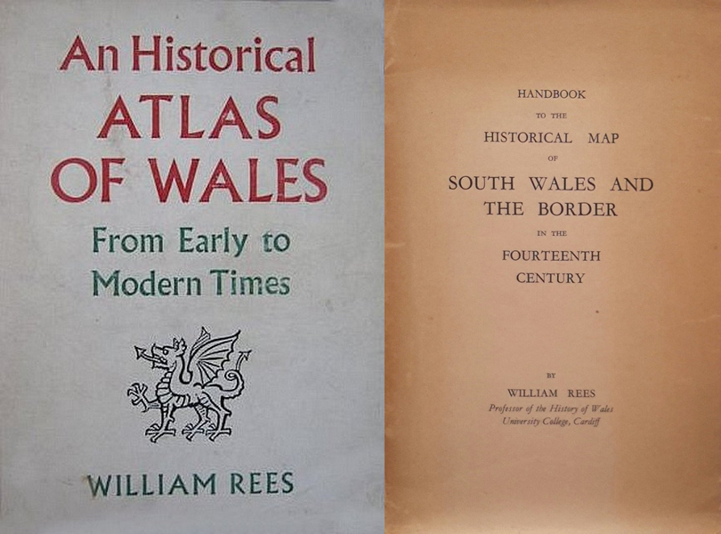 William Rees book Covers