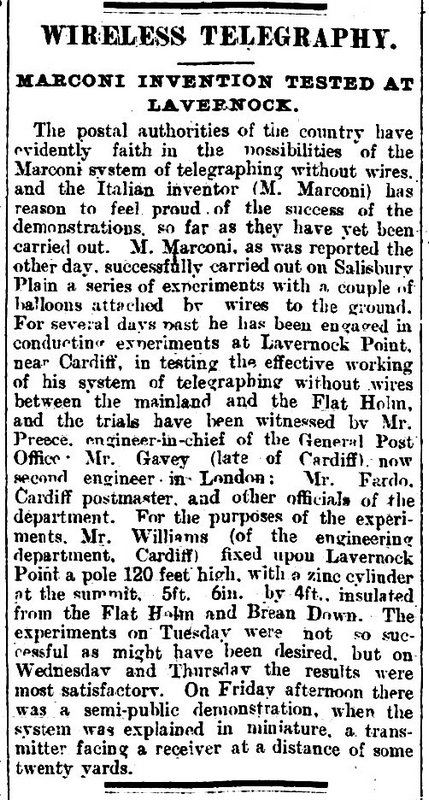 Evening Express 15th May 1897